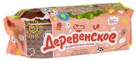 """Печенье сахарное """"Деревенское"""" (220 г; какао)"""
