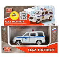 """Модель машины """"Уаз Патриот. Полиция"""" (арт. X600-H09029-R)"""