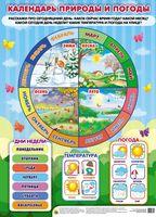 Плакат. Календарь природы