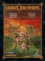 """Набор миниатюр """"Warhammer. Chaos Daemons Nurglings"""" (97-18)"""