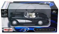 "Модель машины ""Chevrolet Corvette"" (масштаб: 1/24)"