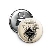 """Открывалка-магнит """"Гарри Поттер. Карта мародеров"""" (арт. 383)"""