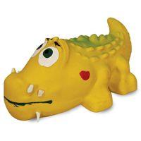 """Игрушка для собак с пищалкой """"Крокодил"""" (19,5 см)"""