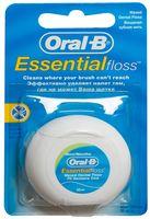 """Зубная нить """"Essentialfloss"""" (вощеная, 50 м)"""