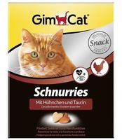 """Витамины для кошек """"Сердечки"""" (650 шт.; с таурином и курицей)"""
