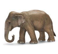 """Фигурка """"Азиатская слониха"""" (8,5 см)"""