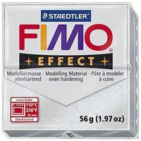 "Глина полимерная ""FIMO. Effect Metallic"" (серебро; 56 г)"