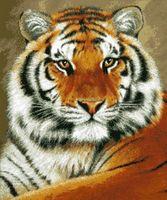 "Алмазная вышивка-мозаика ""Тигр"""