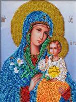 """Набор для вышивки """"Богородица Неувядаемый цвет"""""""