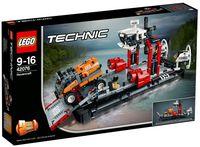 """LEGO Technic """"Корабль на воздушной подушке"""""""