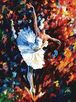 """Картина по номерам """"Танец души"""" (300х400 мм)"""