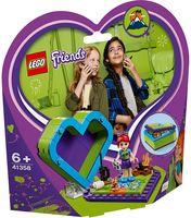 "LEGO Friends ""Шкатулка-сердечко Мии"""