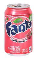 """Напиток газированный """"Fanta. Фруктовый пунш"""" (355 мл)"""
