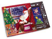 """Набор шоколада """"ChokoCat. Новогодние поздравления"""" (60 г)"""