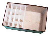 Органайзер для белья (49х30х13 см; 17 ячеек)