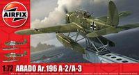 "Самолет разведчик ""Arado Ar.196 A-2/A-3"" (масштаб: 1/72)"