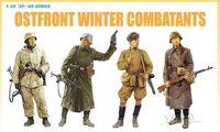 "Набор миниатюр ""Ostfront Winter Combatants 1942-43"" (масштаб: 1/35)"