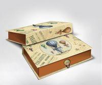 "Подарочная коробка ""Воздушный шар"" M (20х14х6 см; арт. 36490)"