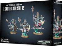 Warhammer 40.000. Thousand Sons. Exalted Sorcerers (43-39)