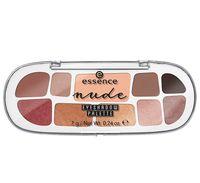 "Палетка теней для век ""Nude Eyeshadow Palette"" (10 оттенков)"