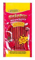 """Мармелад """"Woogie. Strawberry Sticks"""" (85 г)"""
