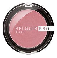 "Румяна ""Relouis Pro Blush"" тон: 74, lilac bunch"