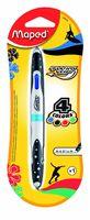 """Многоцветная автоматическая ручка """"Twin Tip"""" (4 цвета)"""