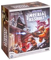 Star Wars. Imperial Assault (русская версия)