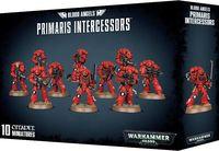 Warhammer 40.000. Blood Angels. Primaris Intercessors (41-27)