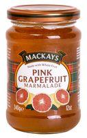 """Десерт фруктовый """"Mackays. Розовый грейпфрут"""" (340 г)"""