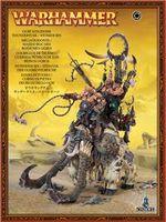 "Миниатюра ""Warhammer FB. Ogre Kingdoms Thundertusk/Stonehorn"" (95-12)"