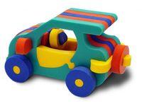 """Развивающая игрушка """"Автомобильчик"""""""