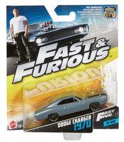 "Модель машины ""Fast&Furios. Dodge Charger 1970"" (масштаб: 1/55)"