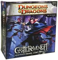 Dungeons and Dragons. Castle Ravenloft