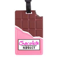 "Бирка на багаж ""Шоколадка"""