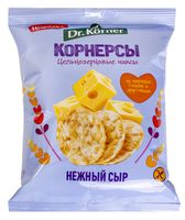 """Снеки цельнозерновые """"Dr. Korner. Со вкусом сыра"""" (50 г)"""