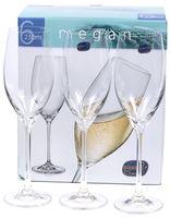 """Бокал для шампанского стеклянный """"Megan"""" (6 шт.; 230 мл)"""