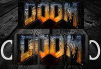 """Кружка """"Doom"""" (art.10)"""