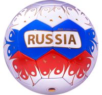 """Мяч футбольный Jogel """"Russia"""" №5"""