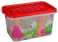 """Ящик для хранения игрушек """"Принцесса"""" (арт. М2081)"""