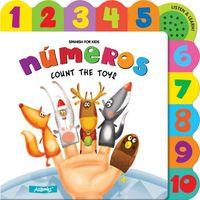 Numbers. Посчитаем игрушки