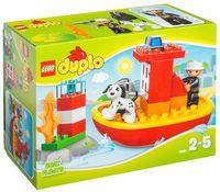 """LEGO Duplo """"Пожарный катер"""""""