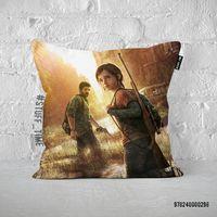 """Подушка """"The Last of Us"""" (арт. 298)"""