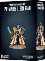 Warhammer 40.000. Space Marines. Primaris Librarian (48-63)