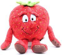 """Мягкая игрушка """"Овощи и фрукты"""" (24 см)"""