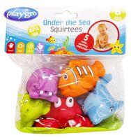 """Набор игрушек для купания """"Под водой"""" (5 шт.)"""