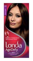 """Крем-краска для волос """"Londa AgeDefy"""" тон: 4/0, темный шатен"""