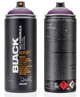 """Краска аэрозольная """"Black. Galaxy"""" (фиолетовая; 400 мл)"""