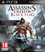 Assassin`s Creed 4. Черный флаг [PS3]