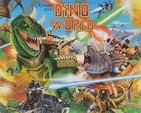 "Альбом с наклейками ""Create Your Dino World"""